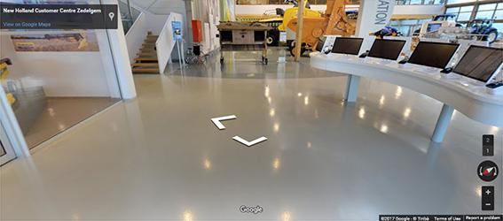 Wirtualny spacer po fabryce w Zegeldem